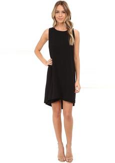 BB Dakota Kenna High-Low Hem Crepe Dress