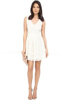 BB Dakota Kerry Lace V-Neck Dress
