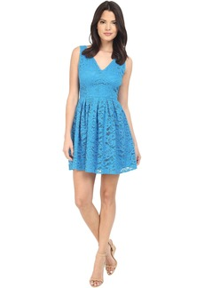 BB Dakota Kerry Lace V-Neck Dress