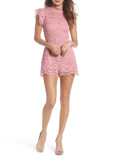 BB Dakota Lace Romper