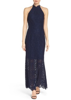 BB Dakota Larkspur Column Gown