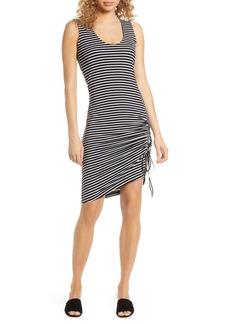 BB Dakota Leaving Port Stripe Jersey Dress