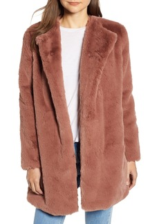 BB Dakota Love You Furever Faux Fur Coat