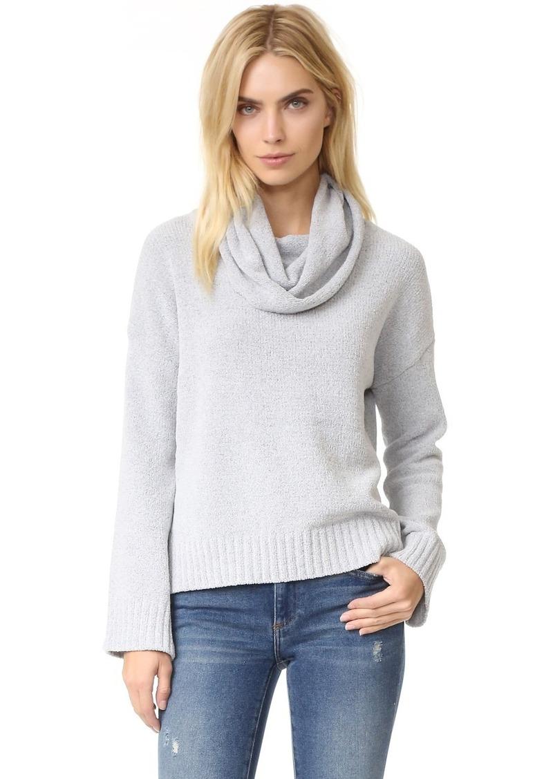 BB Dakota BB Dakota Marcilly Cowl Neck Cropped Sweater | Sweaters ...
