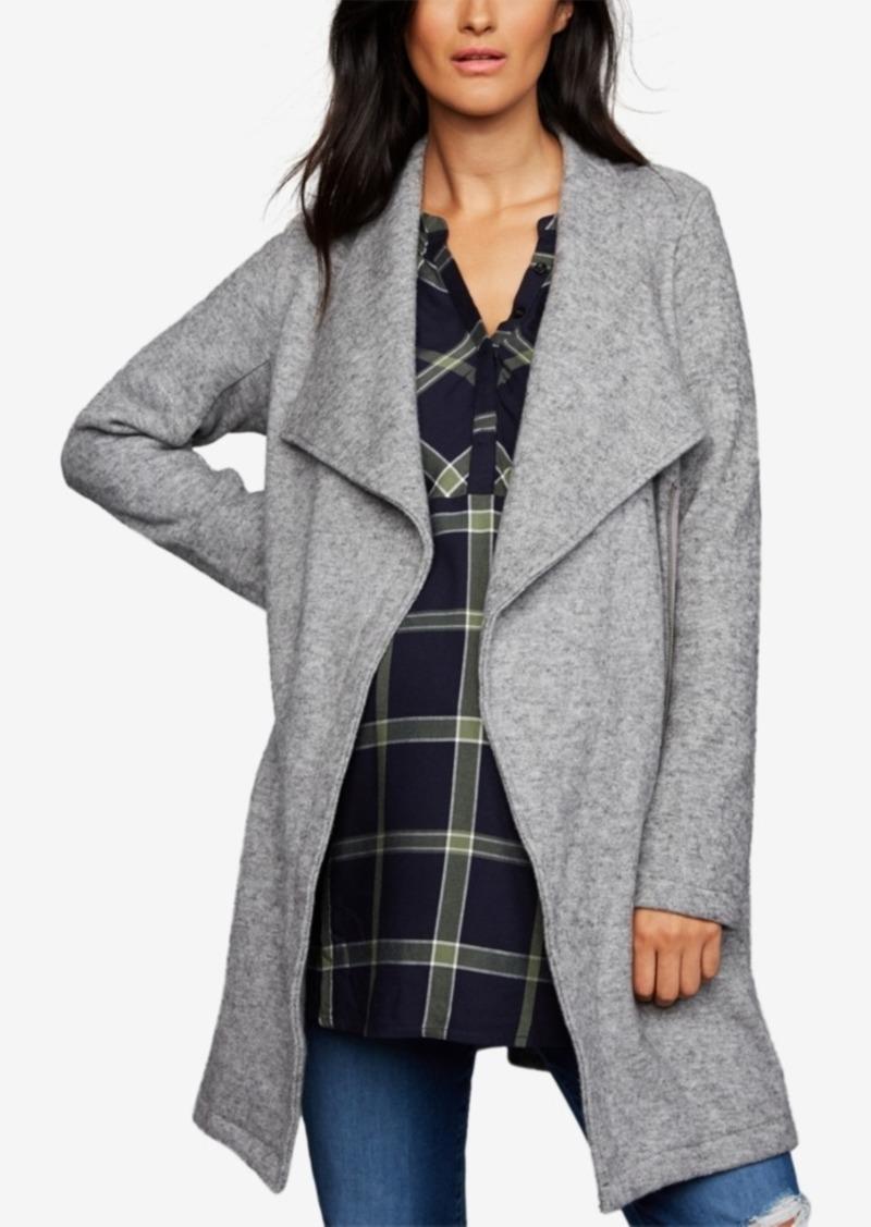 623299d8b9dd1 BB Dakota Bb Dakota Maternity Draped Jacket   Outerwear
