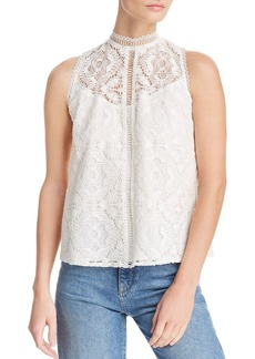 BB DAKOTA Meet In The Meadows Lace Top