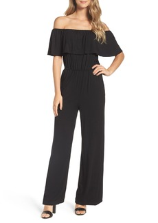 BB Dakota Niko Off the Shoulder Jumpsuit