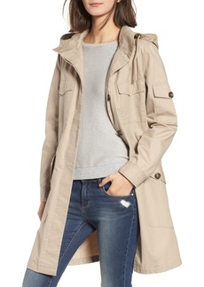 BB Dakota Noah Cotton Twill Coat