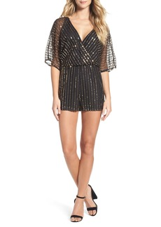 BB Dakota Odelia Sequin Romper