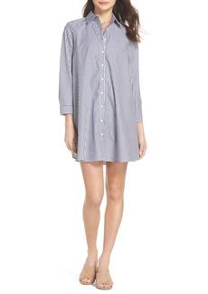 BB Dakota Olsen Stripe Shirtdress