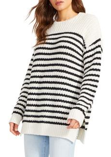 BB Dakota by Steve Madden Out of Line Stripe Sweater