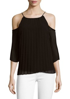 BB Dakota Pace Dusty Cold Shoulder Top