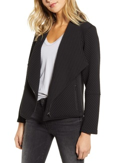 BB Dakota Place To Be Knit Moto Jacket