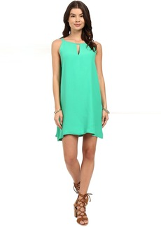 BB Dakota Rachel A-Line Crepe Dress