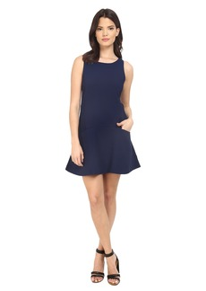 BB Dakota Raven Tank Dress with Patch Pockets
