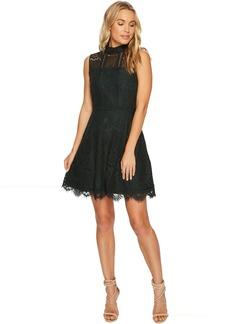 BB Dakota Reese Lace Fit & Flare Dress