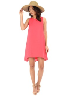 BB Dakota Roxanne Reverse Crepon Flowy Dress