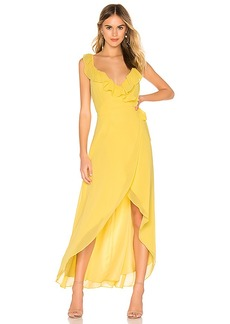 BB Dakota RSVP by BB Dakota Formation Maxi Dress