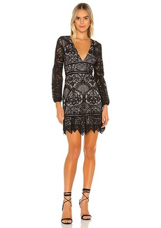 BB Dakota RSVP by BB Dakota That's Deep Lace Dress