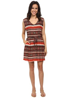 BB Dakota Ryder Moccasin Printed Dress