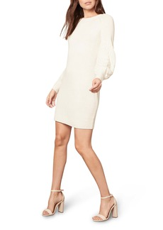 BB Dakota Seen Sweater Days Long Sleeve Minidress