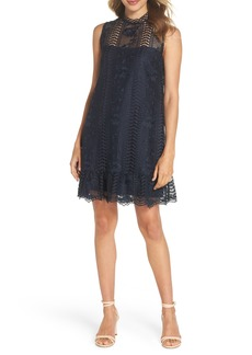 BB Dakota Sheri Lace Shift Dress