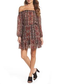 BB Dakota Sienna Blouson Dress