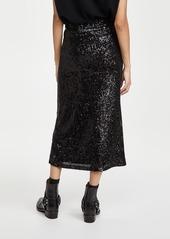 BB Dakota Starry Night Skirt