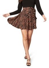 BB Dakota Swing of Things Crepe Skirt