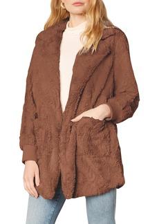 BB Dakota Swirl Next Door Faux Fur Jacket