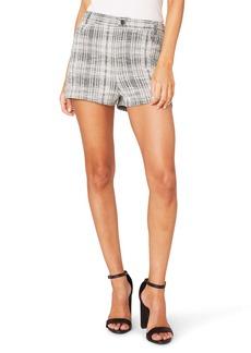 BB Dakota Tweed All About It Knit Shorts