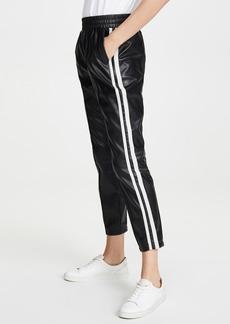 BB Dakota Vegan Leather Trousers