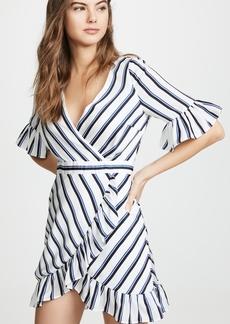 BB Dakota Visual Pursuit Dress