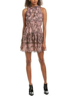 Bb Dakota Wild Child Mini Dress
