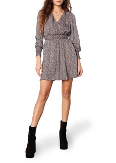 BB Dakota Wild Dreaming Long Sleeve Minidress