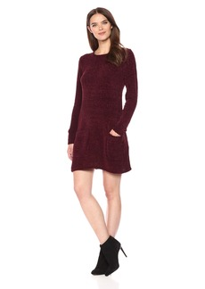 BB Dakota Women's Beverly Sweater Dress fig