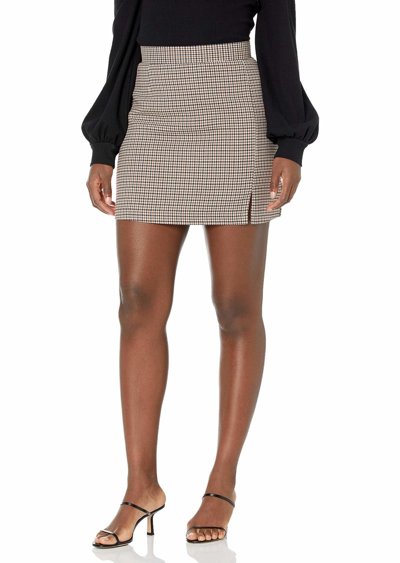 BB Dakota Women's Check It Out Skirt