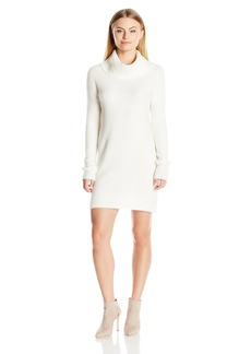 BB Dakota Women's Collins Rib Sweater Dress