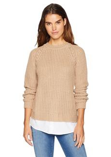 BB Dakota Women's Consider It Done Pullover Sweater