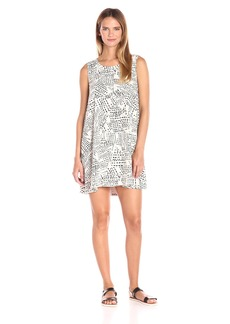 BB Dakota Women's Desilva Printed Dress