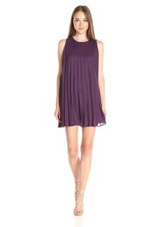 BB Dakota Women's Edisto Pleated Dress