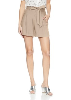 BB Dakota Women's Edmond High Waisted Short