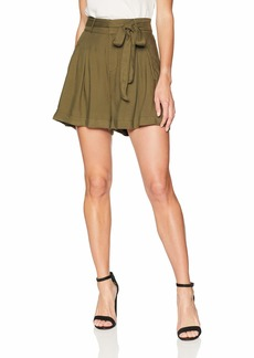 BB Dakota Women's Edmond High-Waisted Short