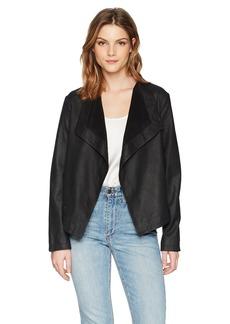 BB Dakota Women's Emerson Leather Jacket
