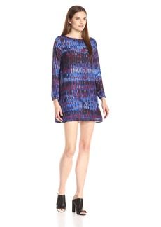 BB Dakota Women's Emily Night Sky Print CDC Dress