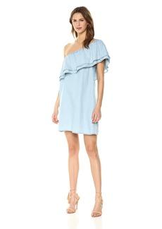 BB Dakota Women's Isla One Shoulder Dress
