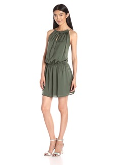 BB Dakota Women's Kelving Fit N Flare Dress