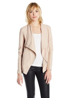 BB Dakota Women's Kendrick Soft Lamb Leather Jacket