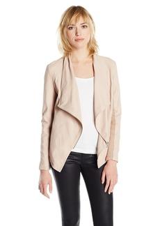 BB Dakota Women's Kendrick Soft Lamb Leather Jacket