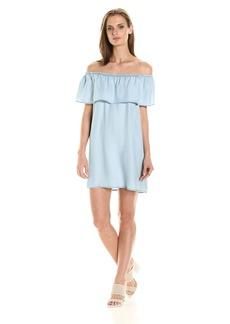 BB Dakota Women's Maci Off the Shoulder Dress